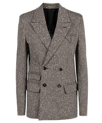 Bottega Veneta 669598 V0WM0 HERRINGBONE Jacket