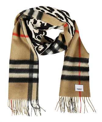 Burberry 8024488 LEOPARD Scarf