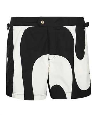 Tom Ford BU699-TFB450 NYLON Shorts