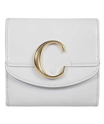 Chloé CHC19SP056A37 SQUARE Wallet