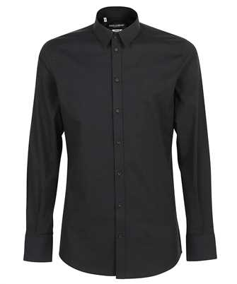 Dolce & Gabbana G5EJ0T FUEEE GOLD-FIT COTTON Shirt