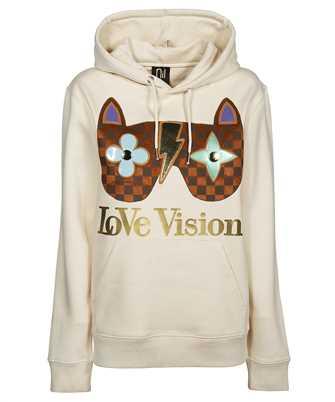 NIL&MON LOVE VISION BROWN Hoodie
