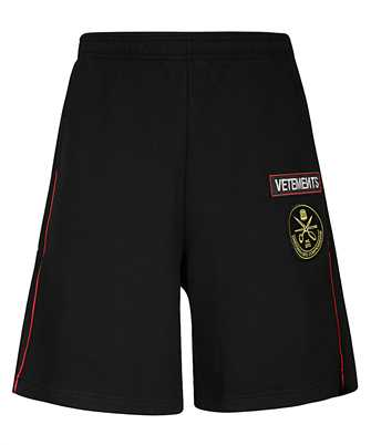 Vetements PA324 RUSSIAN POLICE Shorts