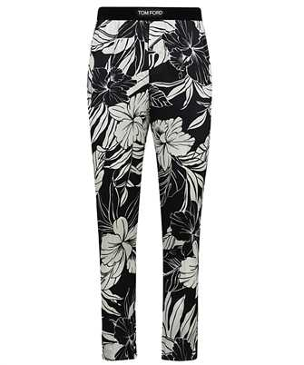 Tom Ford T4H12 137 HIBISCUS SILK Pyjamas