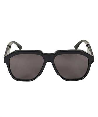 Bottega Veneta 628585 V2330 OVERSIZED D-FRAME Sunglasses
