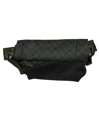 Bottega Veneta 652076 V0EP3 JACQUARD NYLON Belt bag