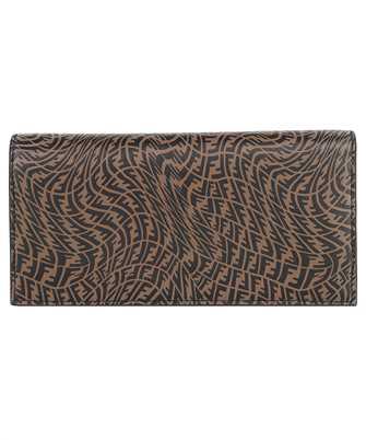 Fendi 7M0264 AFSX CONTINENTAL Wallet