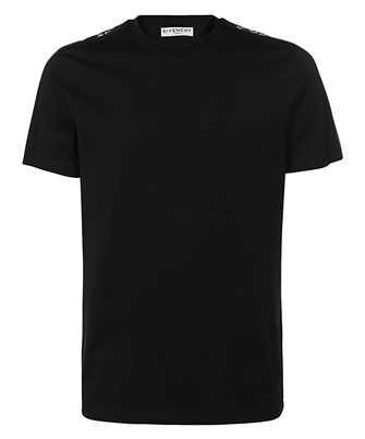 Givenchy BM71193002 LOGO TAPE T-shirt