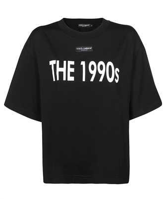 Dolce & Gabbana F8O48T G7BGO 1990'S PRINT T-shirt