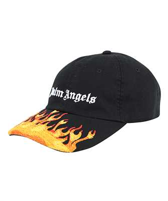 Palm Angels PMLB003R21FAB001 BURNING Cappello