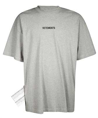 Vetements UAH20TR611 LOGO T-shirt