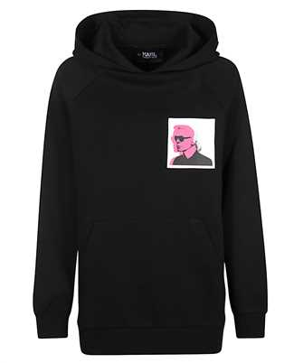 Karl Lagerfeld 205W1820 KARL LEGEND Hoodie