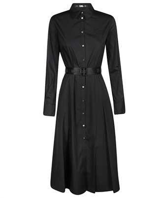 Karl Lagerfeld 206W1300 POPLIN A-LINE Dress
