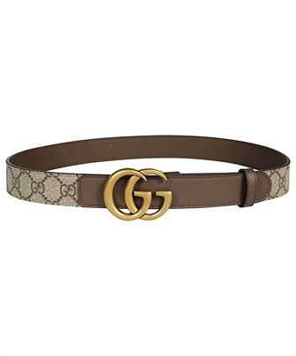 Gucci 400593 92TLT DOUBLE G Belt