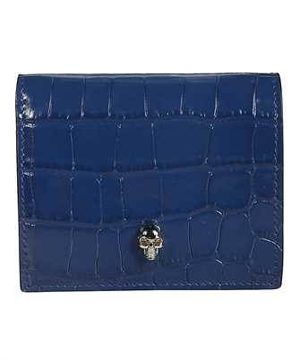 Alexander McQueen 582236 1JM0I NEW FOLDED Wallet