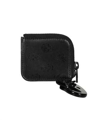 Alexander McQueen 601689 1AAAS MINI TECH PURSE Key holder