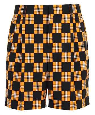 Burberry 8042589 CHECKERBOARD-PRINT Shorts