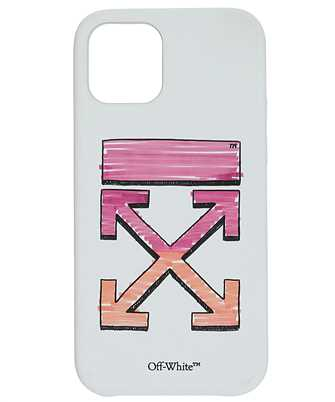 Off-White OMPA026R21PLA002 MARKER iPhone 12 PRO/MAX cover