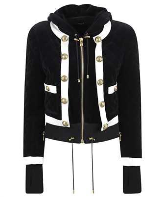 Balmain UF19395J076 VELVET Jacket
