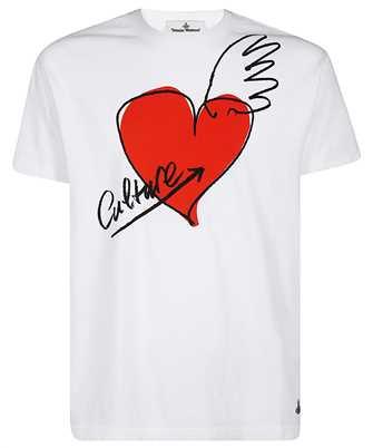 Vivienne Westwood 37010039 21719 GO CULTURE T-shirt