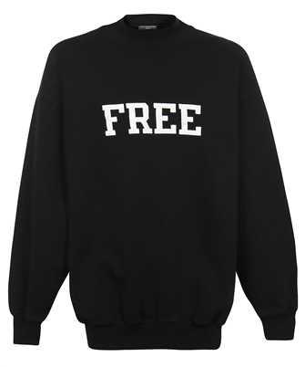 Balenciaga 652981 TKVD4 FREE CREWNECK Knit