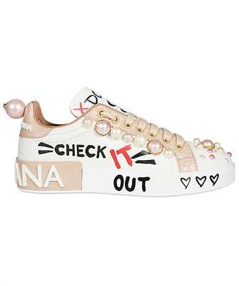 Dolce & Gabbana CK1544-AX330 PATCH Sneakers