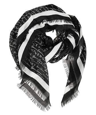 Versace IFO1401 A233156 SIGNATURE PATTERN Scarf