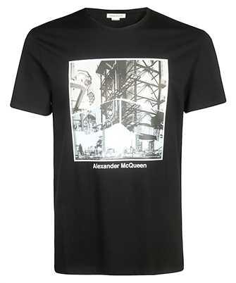 Alexander McQueen 582908 QNZ9A T-shirt