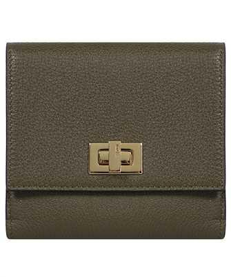 Fendi 8M0438 A91B MICRO PEEKABOO Wallet