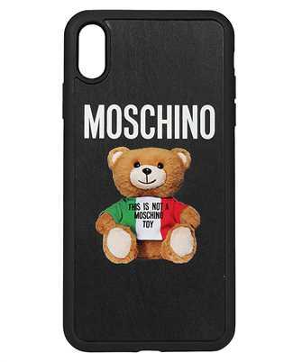 Moschino A7945 8301 ITALIAN TEDDY BEAR iPhone XS MAX cover