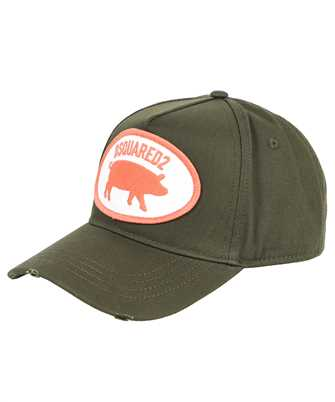 Dsquared2 BCM0503 05C00001 LEAVE IT TO THE PIG Cap