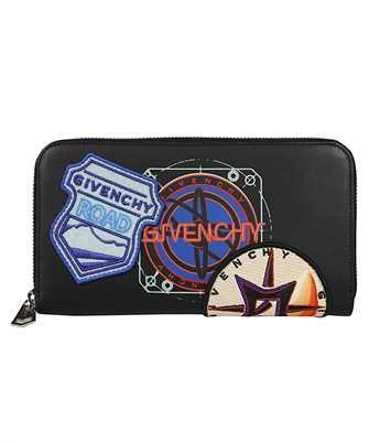 Givenchy BK600GK13E LONG ZIPPED Wallet
