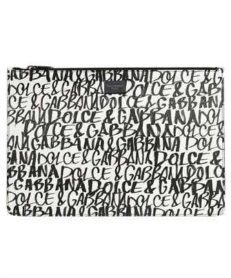 Dolce & Gabbana BP2182 AZ657 GRAFFITI PRINT Document case