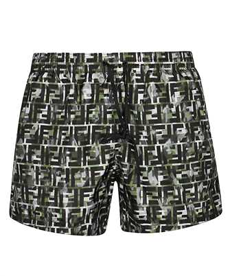Fendi FXB077 ABST Swimsuit