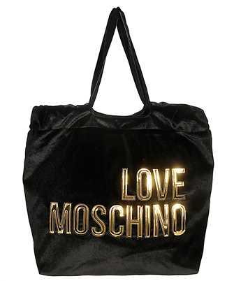 LOVE MOSCHINO JC4121PP18 LZ0 SHOPPER FAUX LEATHER Bag