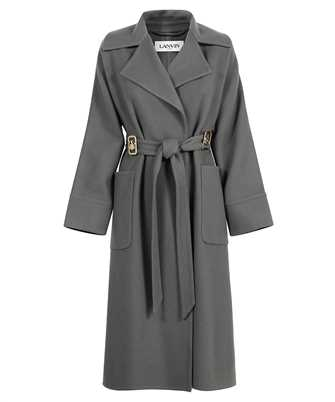 Lanvin RW CO0013 4711 A21 LONG BELTED Coat