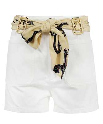Lanvin RW TR0127 D001 E21 WITH SILK SCARF Shorts