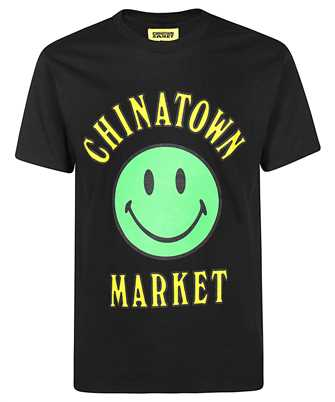 Chinatown Market 1990273 SMILEY MULTI T-shirt