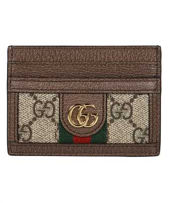 Gucci 523159 96IWG OPHIDIA Card holder