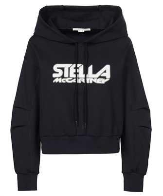Stella McCartney 603682 SPW05 SCUBA LOGO PRINT Kapuzen-Sweatshirt