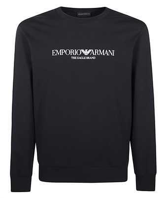 "Emporio Armani 8N1ME8 1J04Z ""THE EAGLE BRAND"" LOGO Sweatshirt"