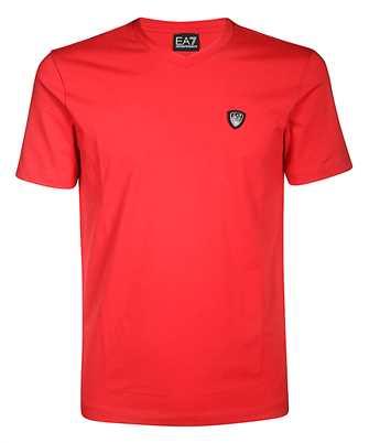 EA7 8NPTL8 PJ03Z LOGO T-shirt
