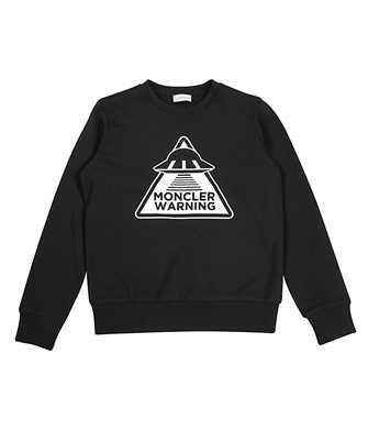 Moncler 8G710.20 809AG## Boy's sweatshirt