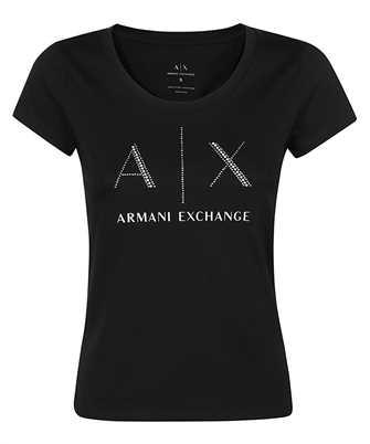 Armani Exchange 8NYT83 YJ16Z LOGO AND APPLIQUÉS T-shirt