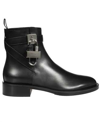 Givenchy BE602PE0YP PADLOCK ANKLE Boots