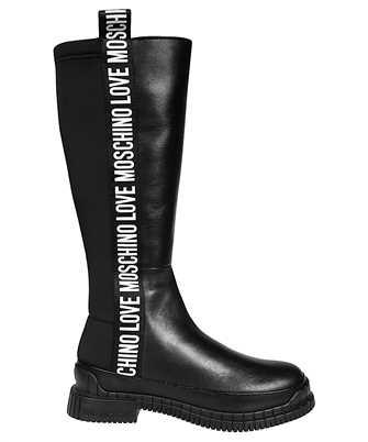 Moschino JA26073G0BJA ELASTIC BAND Boots