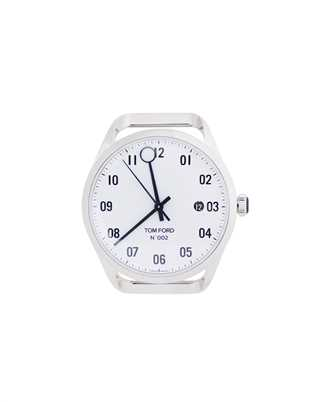 Tom Ford 20146430 WHITE DIAL 40 MM STAINLESS STEEL Watch