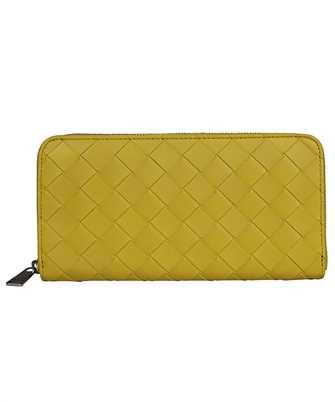 Bottega Veneta 593217 VCPQ4 ZIP-AROUND Wallet