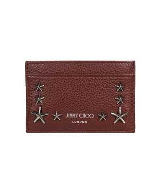 Jimmy Choo DEAN UUF Card holder