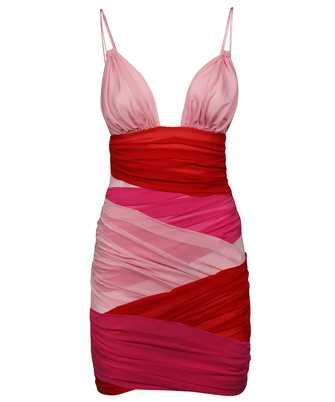 Dolce & Gabbana F6R6TT FUADS SHORT CHIFFON Dress